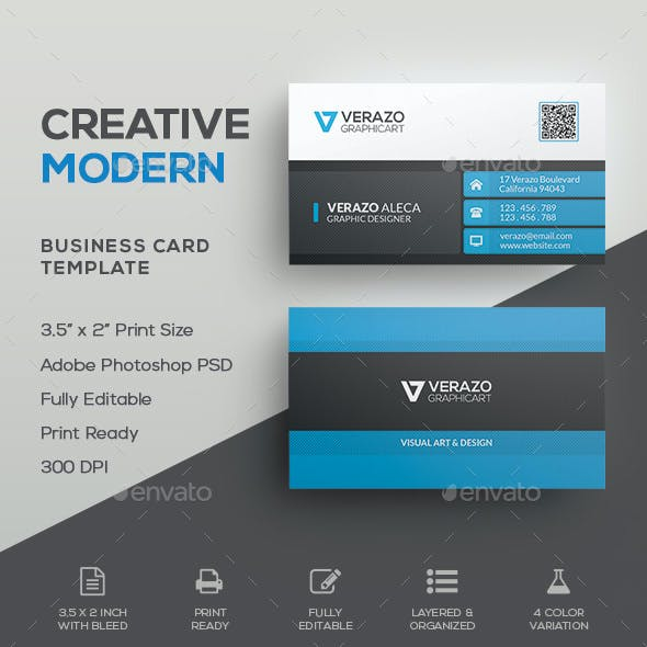 Corporate Business Card 07