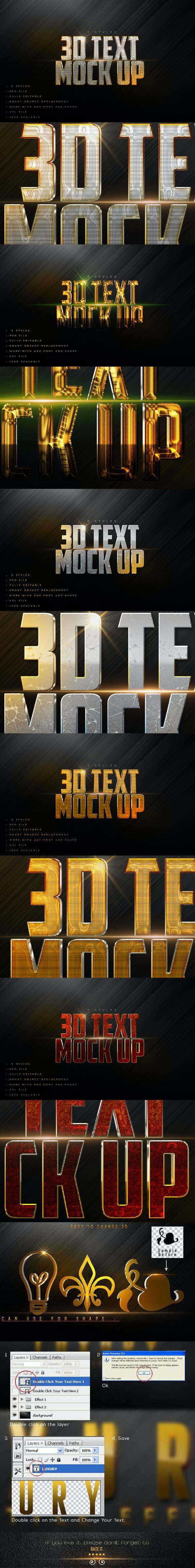 Marvelous Text Styles VC9 - Styles Photoshop