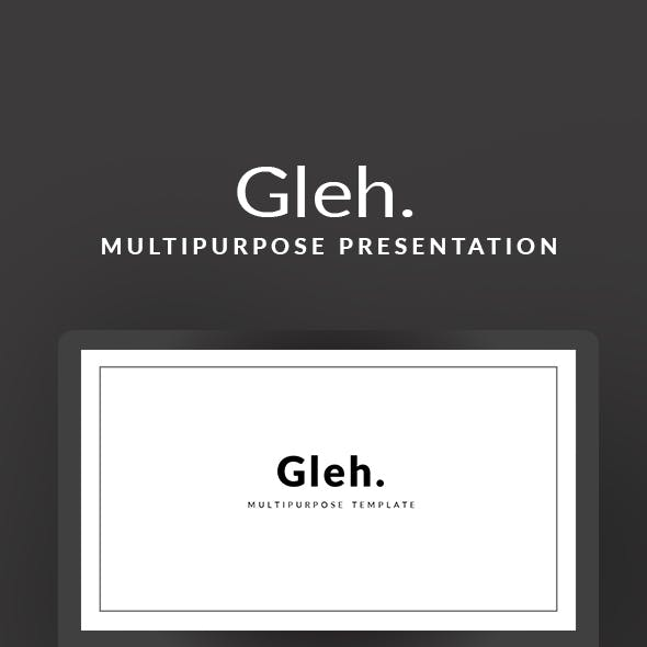 Gleh Multipurpose Template