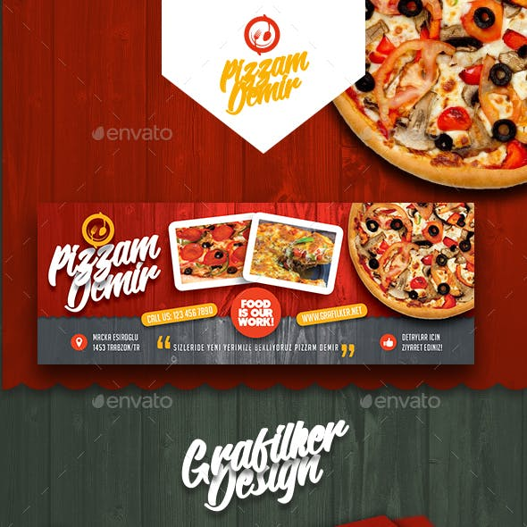 Restaurant Cover Templates