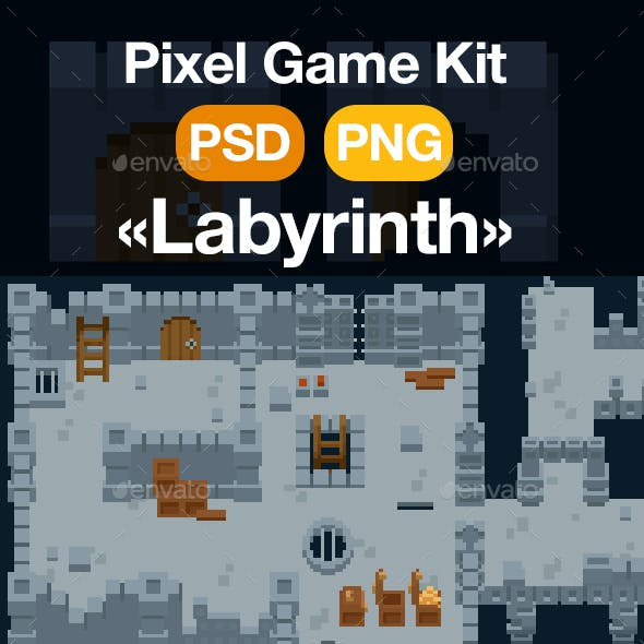 Pixel Game Kit