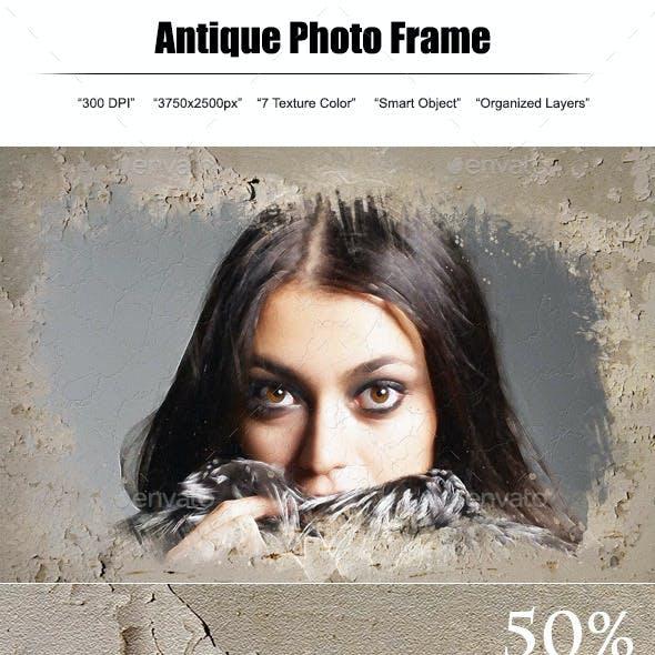 Photo Frame Antique