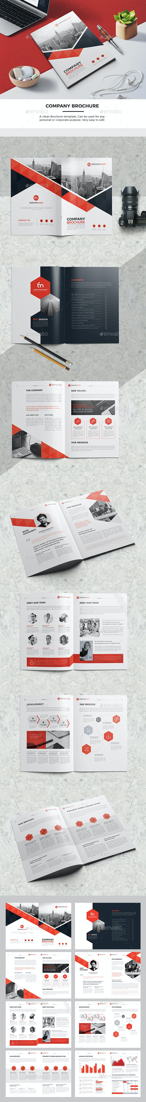 TM Company Brochure - Corporate Brochures