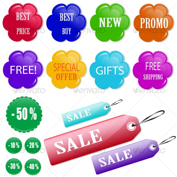 Buttons for online store - Web Technology