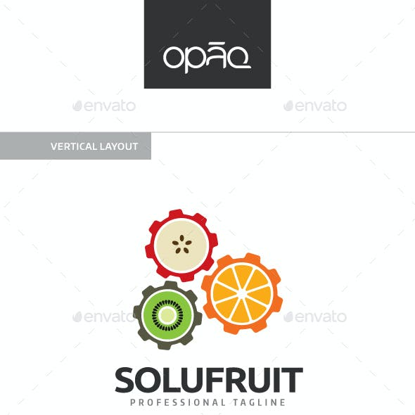 Fruit Solution Gears logo