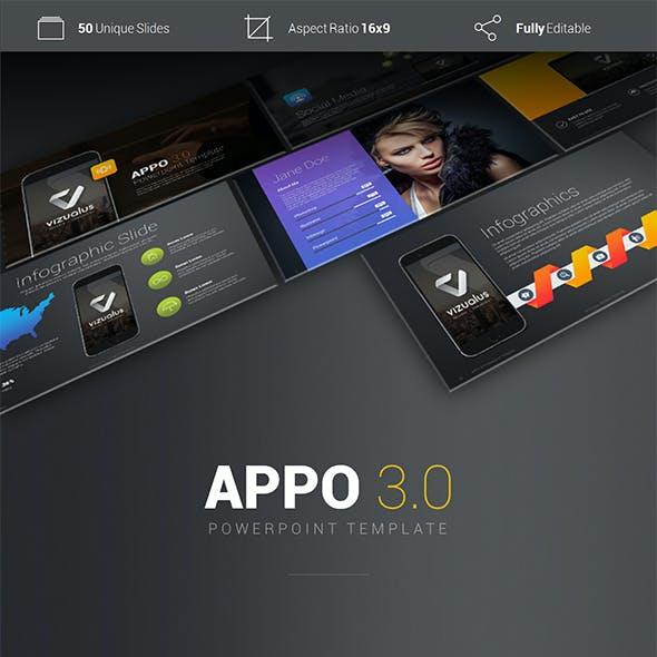 Premium App Powerpoint Template