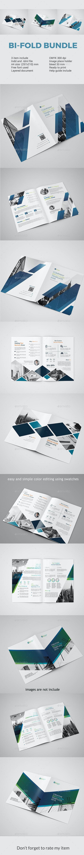 Bifold Bundle - Corporate Brochures
