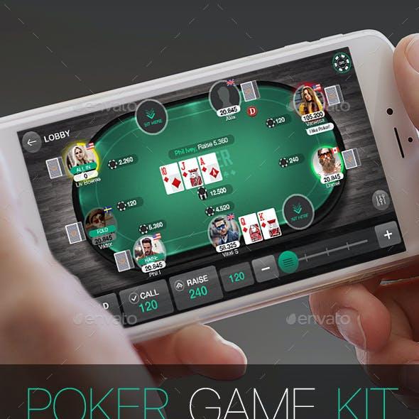Poker Game Kit