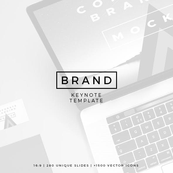 Brand Keynote Template