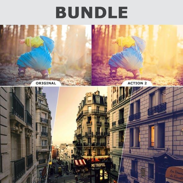 75 Mixed Actions Bundle
