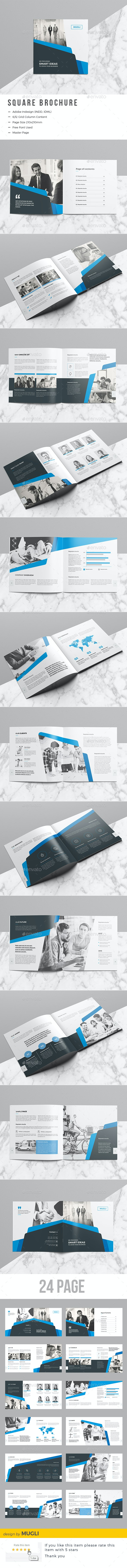 The Square Brochure - Corporate Brochures