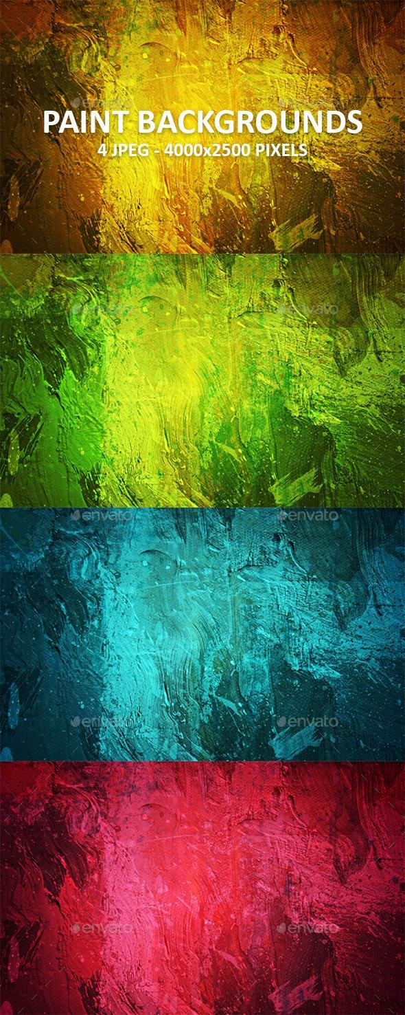 Paint Backgrounds - Backgrounds Graphics
