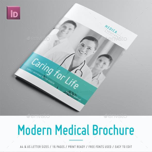 Modern Medical Brochure