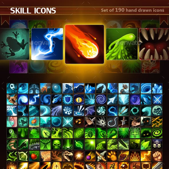 Mmorpg Graphics, Designs & Templates from GraphicRiver