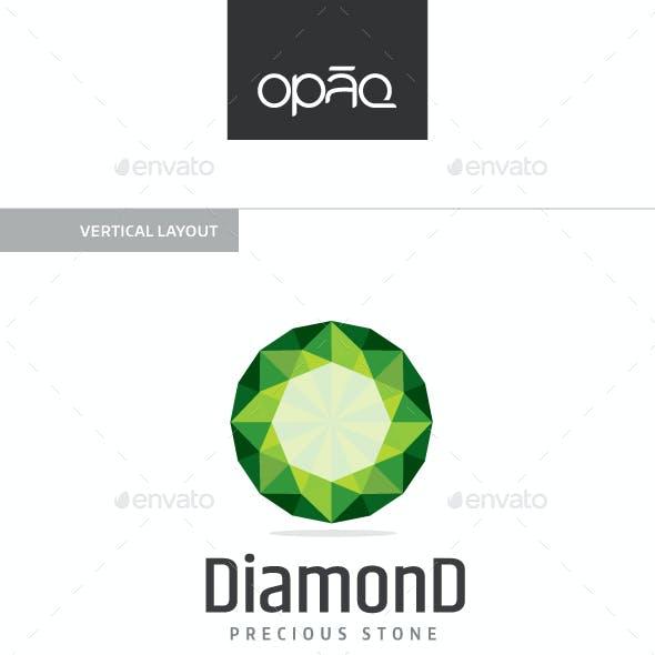 Diamond Stone Logo