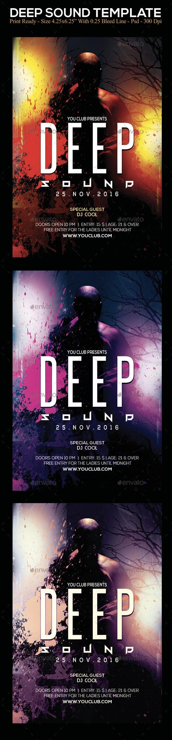 Deep Sound - Clubs & Parties Events