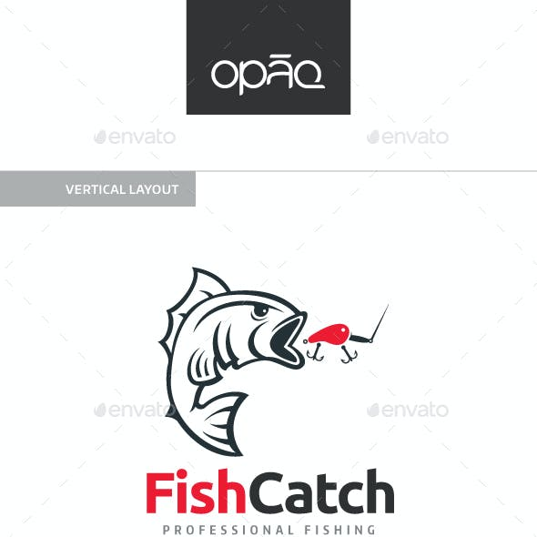 Fish Catch Logo