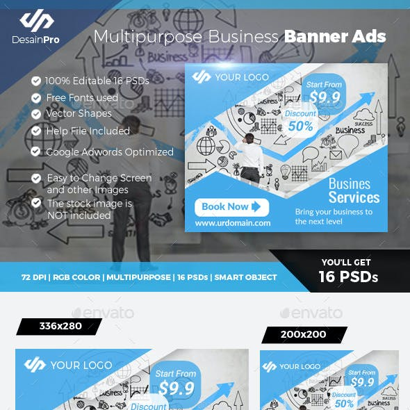 Business Banner Ads