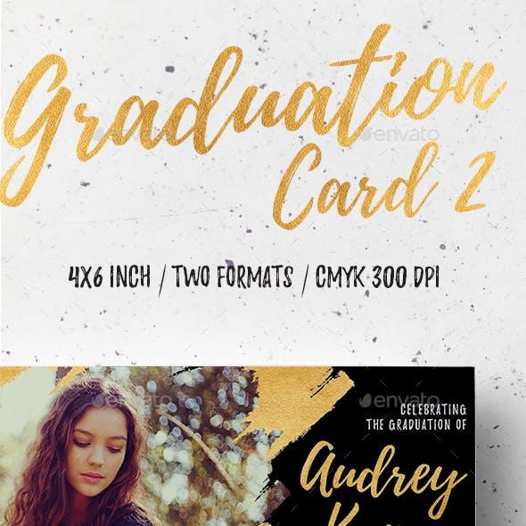 Graduation Card 2
