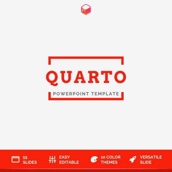 Quarto - PowerPoint Template