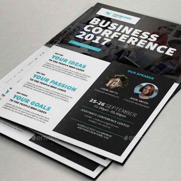 Conference Flyer V5