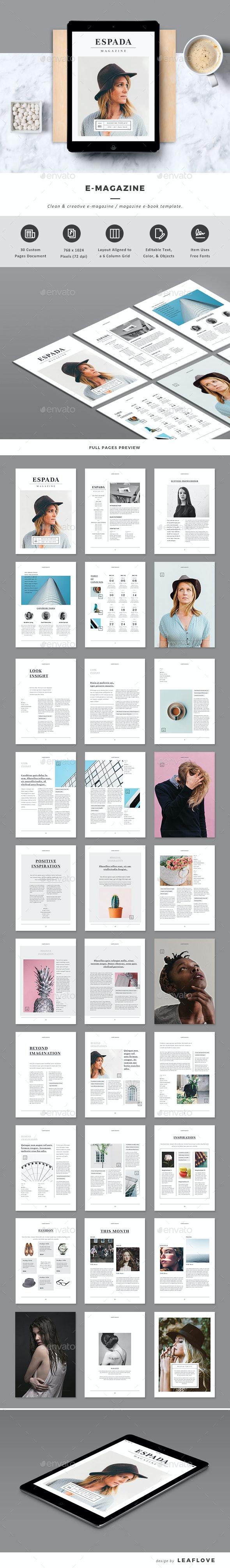 E-Magazine - Digital Magazines ePublishing