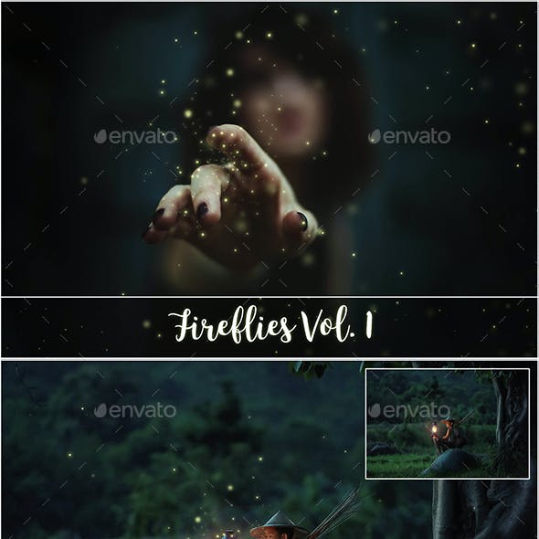 Fireflies Overlays