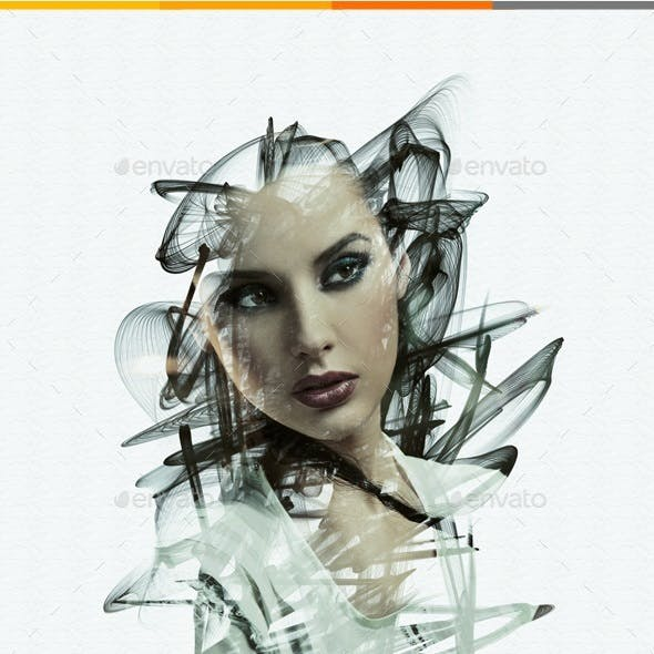 Geometric Photo Manipulation Templates
