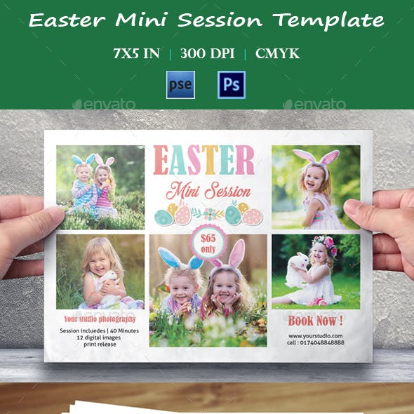 Easter Mini Session Template-V10