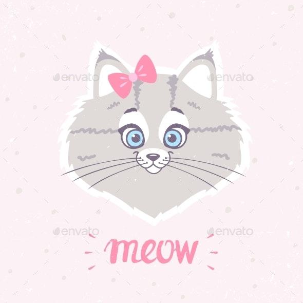 Kitty - Animals Characters