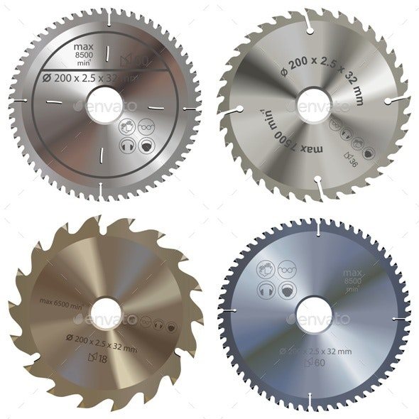 Saw Blade - Industries Business