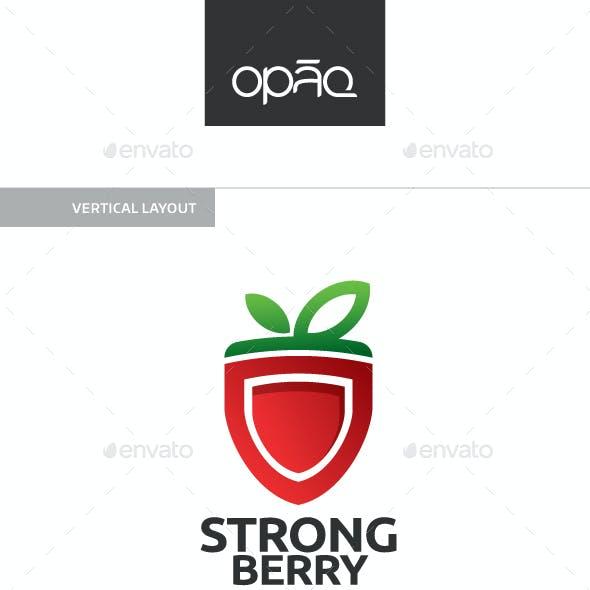 Berry Shield Logo