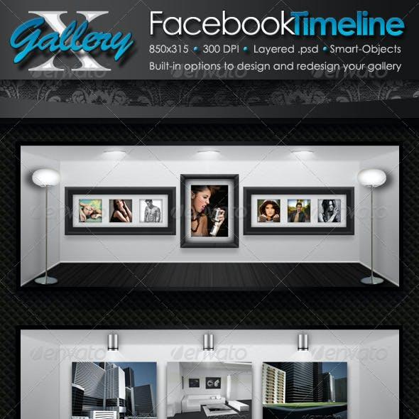 XGallery Facebook Timeline