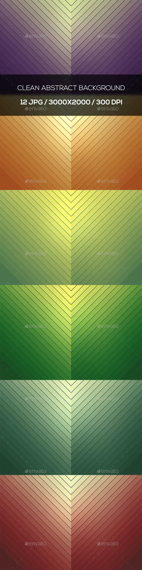Clean Abstract Background - Backgrounds Graphics