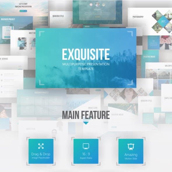 Exquisite Multipurpose Presentation Template