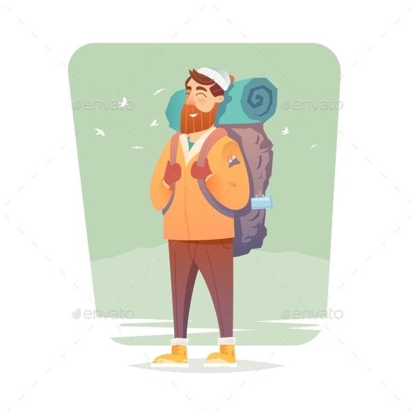 Traveler - People Characters