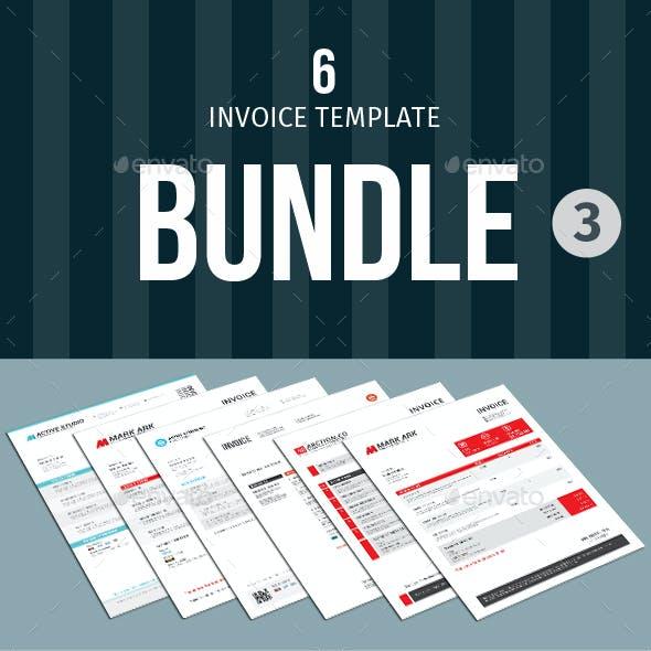 Invoice Template Bundle - 3