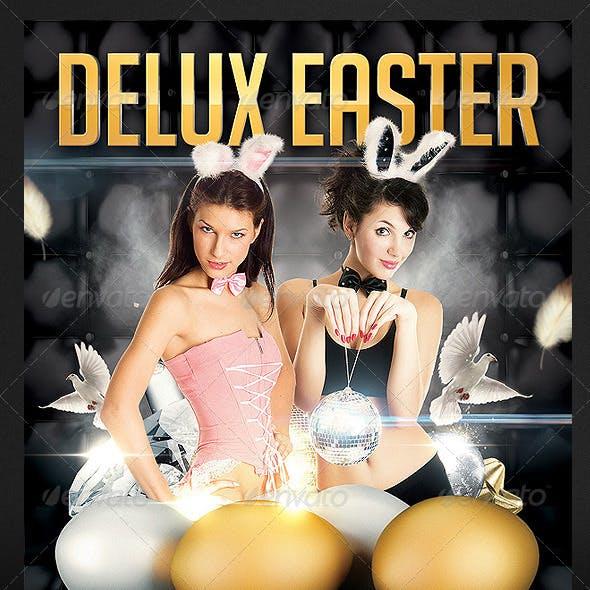 Deluxe Easter Flyer