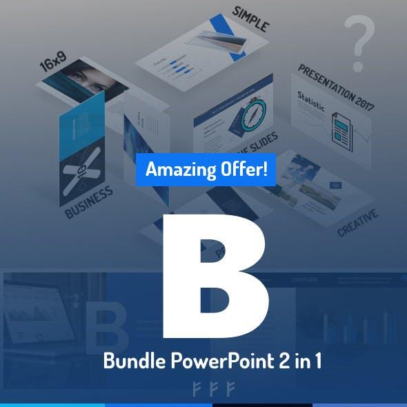 Bundle Powerpoint 2 in 1 - X10 + Business 02