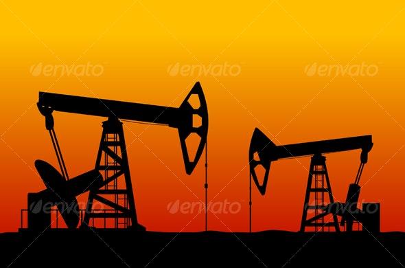 Oilfields - Industries Business