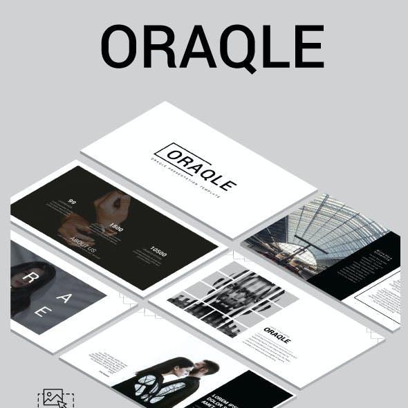 ORAQLE - Multipurpose Google Slides Templates