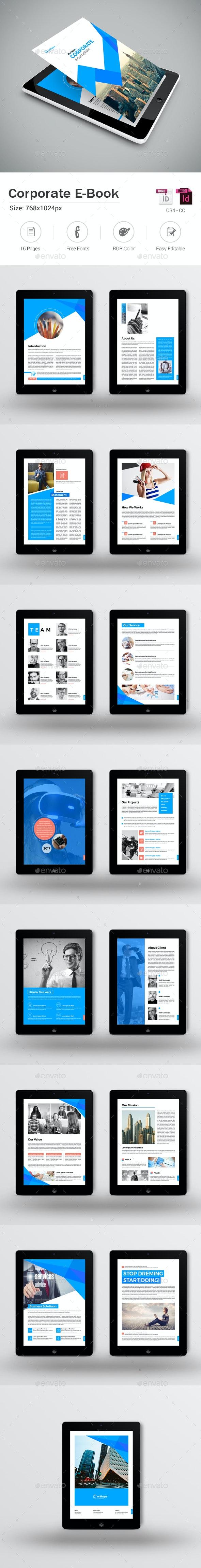 Corporate Ebook - ePublishing