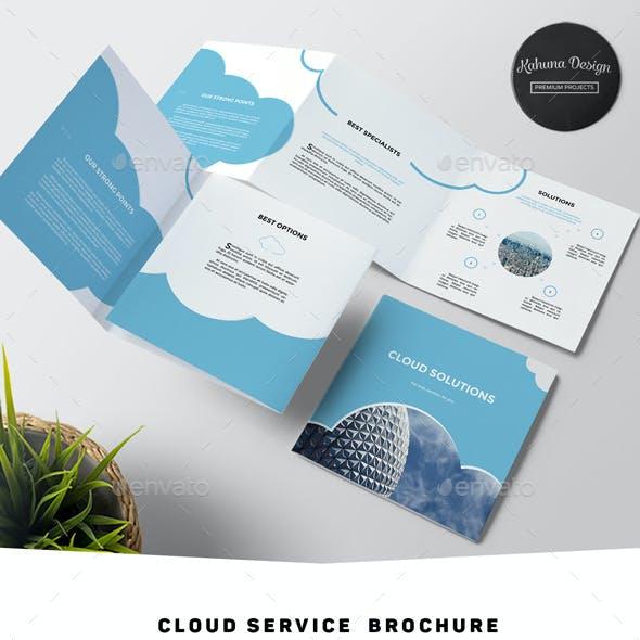 Cloud Service Brochure