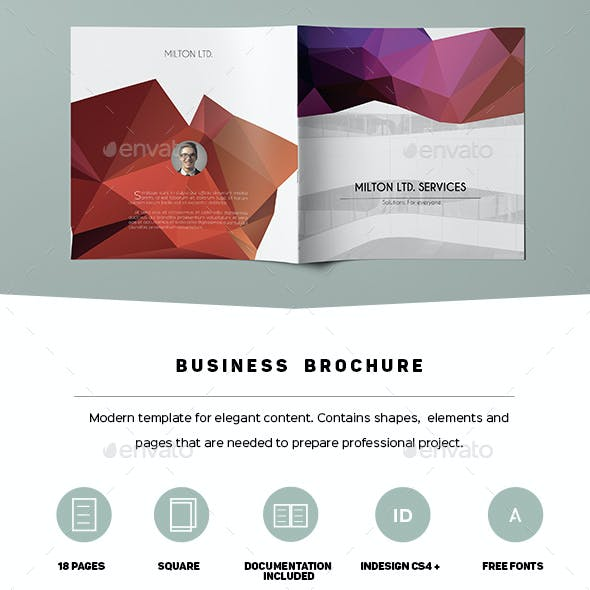 Multipurpose Business Brochure 04