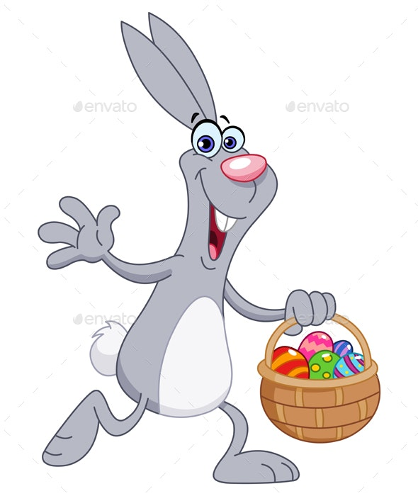 Easter Rabbit - Miscellaneous Seasons/Holidays