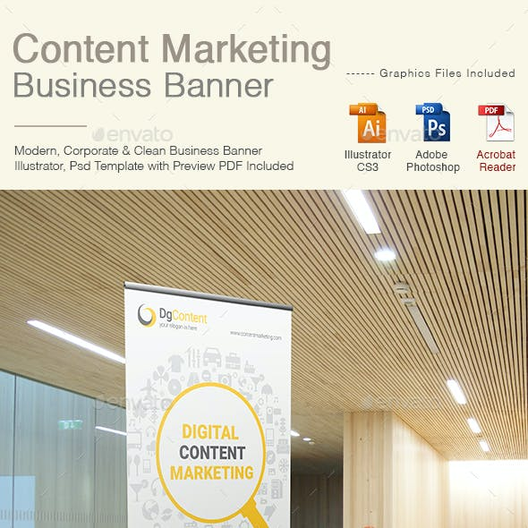 Content Marketing Banner