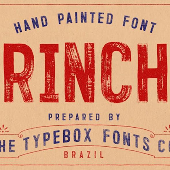 Trincha Typeface