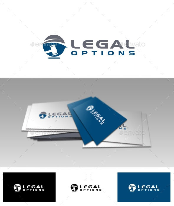 Legal Option - Vector Abstract