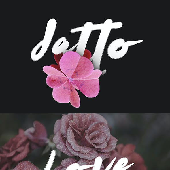 Datto Typeface