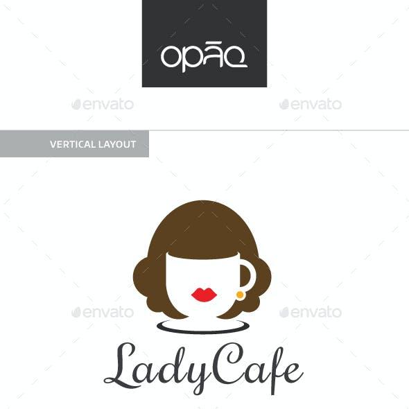 Lady Coffee Logo